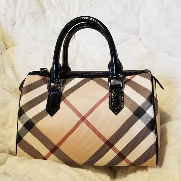 Burberry Handbags - Burberry Chester Nova Boston Bag af54eccd8dcca